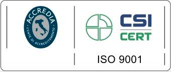 Logo CSI CERT ISO 9001