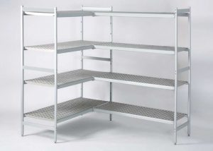 Italmodular Modular Shelving - Adjustable metal shelving
