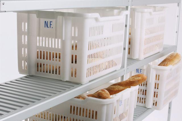 Modular Shelving: Commercial kitchen shelving