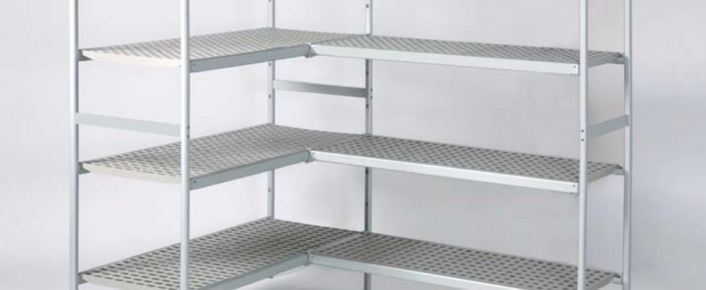 Commercial Restaurant Shelving