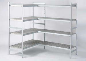 Italmodular cooler shelves