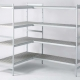 cooler shelves by Italmodular