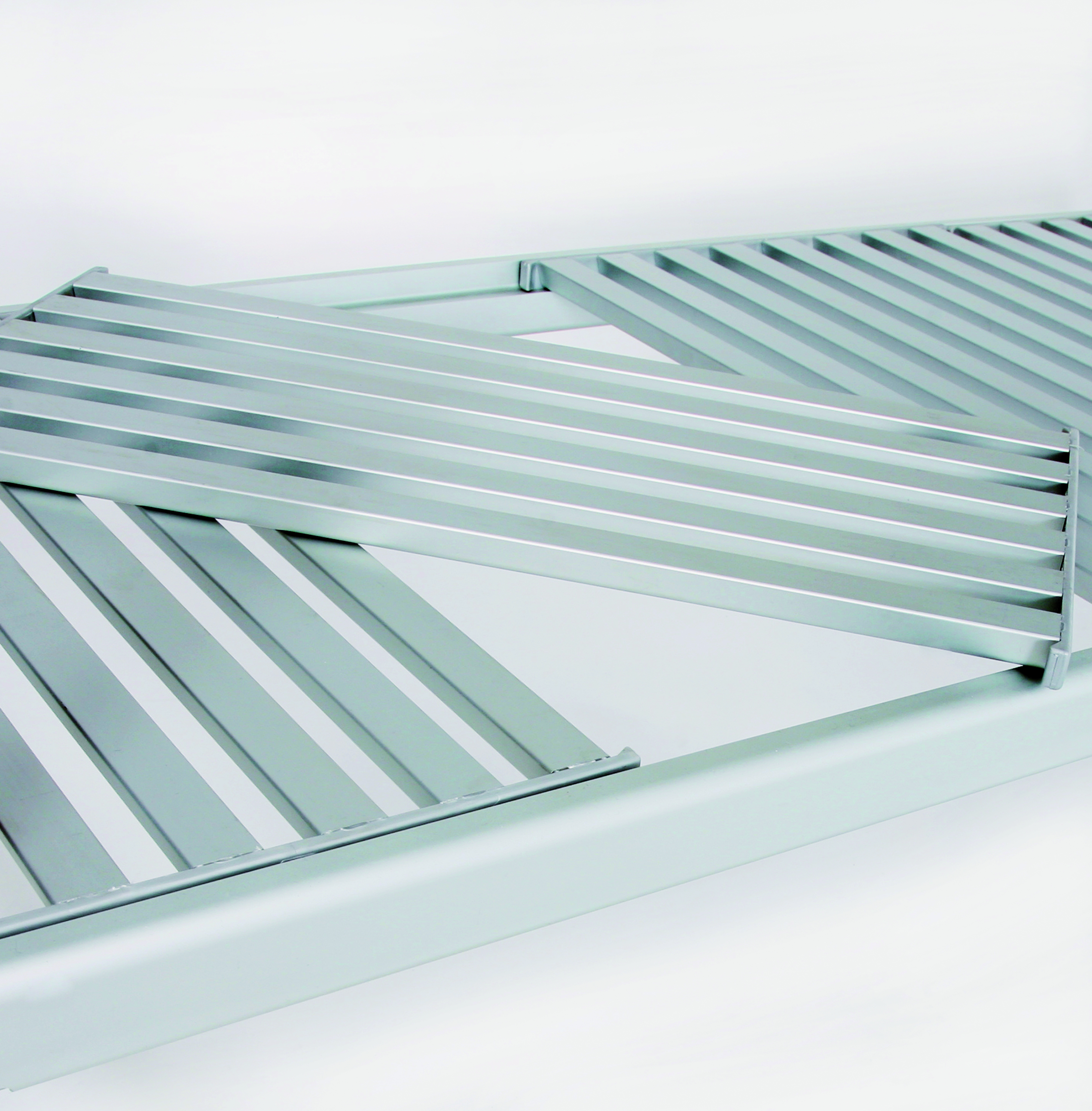 Алюминиевый стеллаж