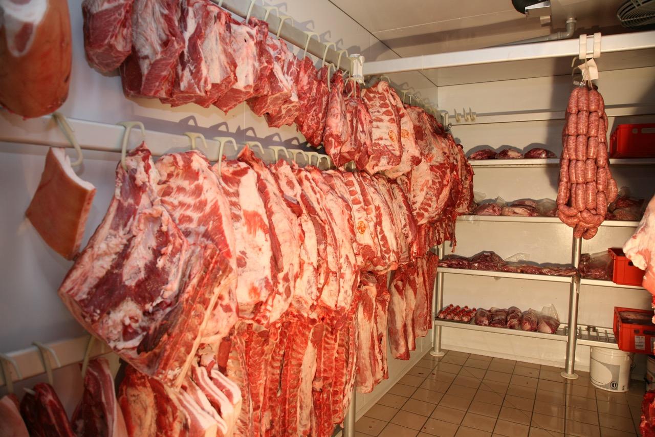 Вешала для мяса