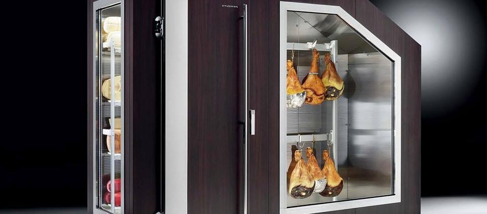 Стеллажи для холодильных камер