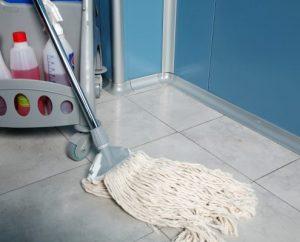 protección mostradores al suelo