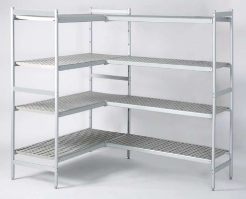 modular shelving for pharmacies