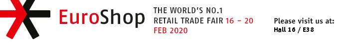 Euroshop 16-20 February 2020