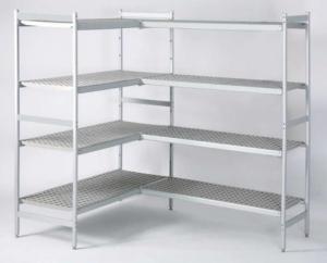 Italmodular scaffali componibili in acciaio e alluminio