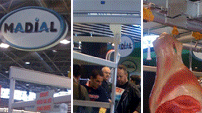 Events- Great success at the Sirha 2009 in Lyon