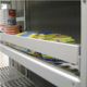New and functional accessory for IM92 Restaurant shelving and Food storage shelves