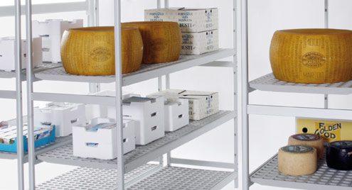 metal shelves italmodular